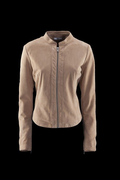 WOMEN'S SUEDE JACKET