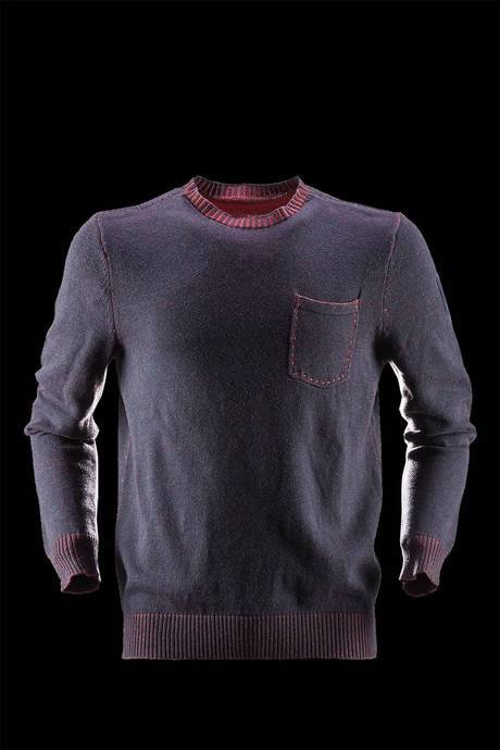 MAN KNITWEAR 705TKCKR