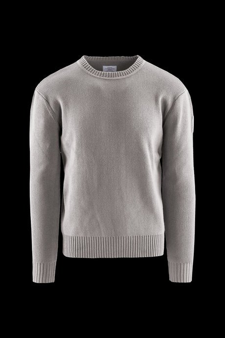 Pull col rond pour hommes