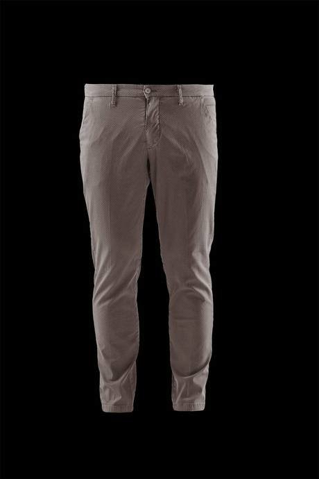 MAN CHINO PANTS POCKET COMFORT
