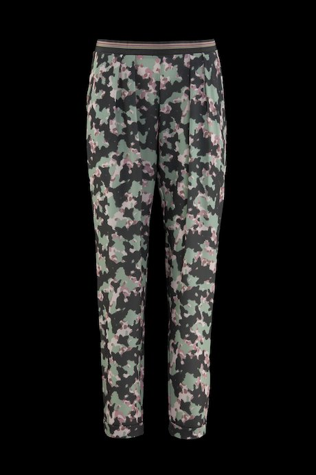 Woman's trousers Camouflage