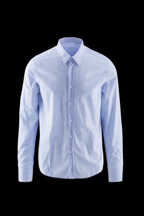 SHIRT MICRO-NECK FANCY FRENCH