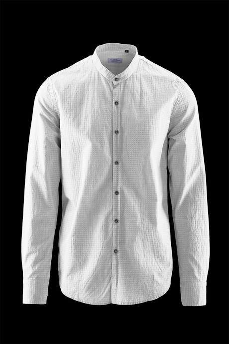 SHIRT MICRO-LINE LONG SLEEVE