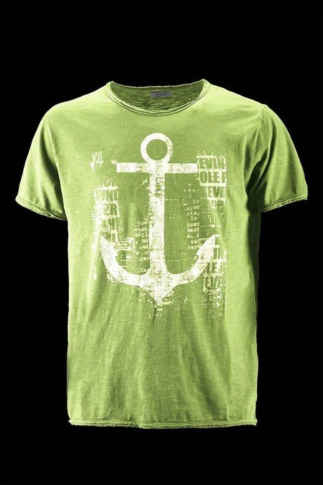 T-SHIRT NECK RELEASE ANCHOR
