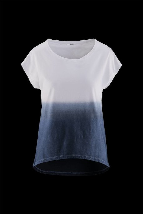 Woman's T-shirt Sfumata