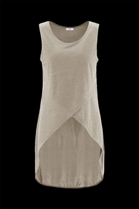 Woman's Top Viscose Linen