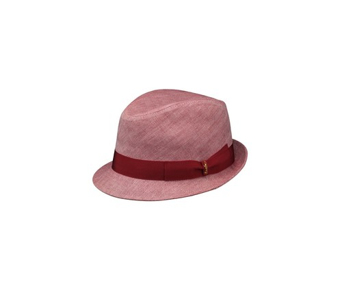 Fabric Trilby hat
