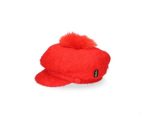 Pompom Loose Cap