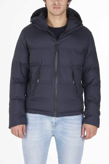 Man's down jacket