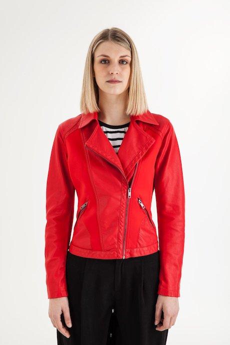 Woman's Jacket - JWLAOSTPNU