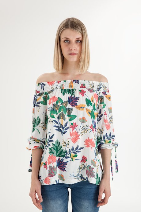 Woman's Shirt - SW2470TVISP