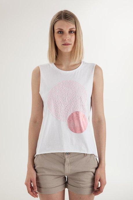 Woman's T-shirt - TW2449TJSEL
