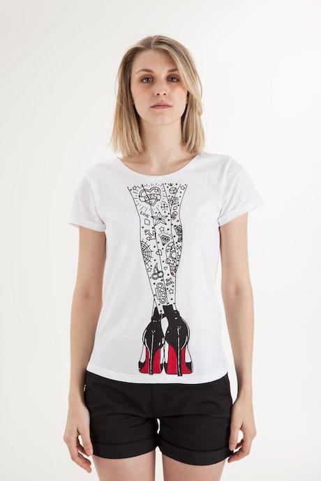 Woman's T-shirt - TW2455TJSEL