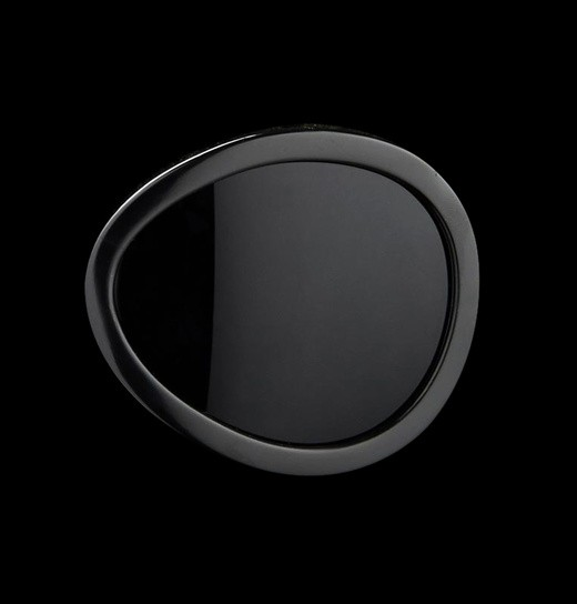 Oval lens
