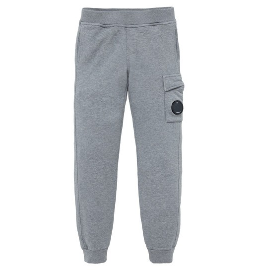 FLEECE LENS JOGGING PANTS