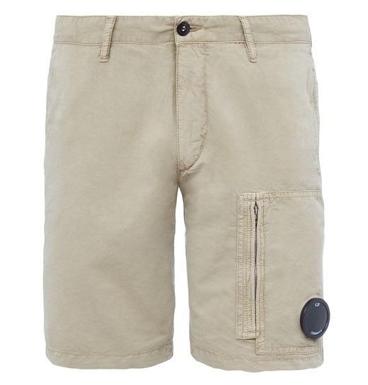 COTTON/LINEN SHORTS