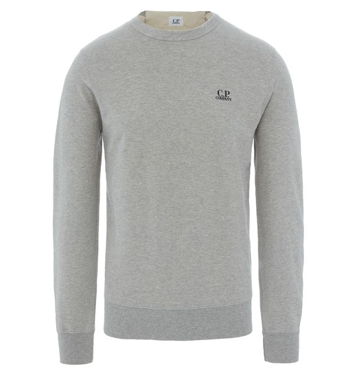 GD LIGHT FLEECE CREW NECK