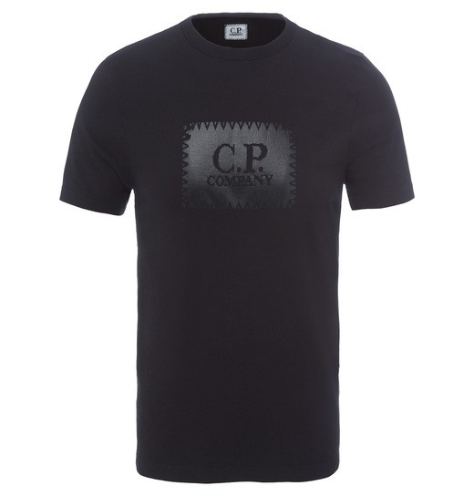 C.P. LABEL SS T SHIRT