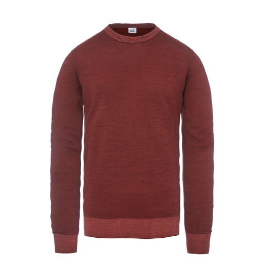 MERINO GD CREW NECK SWEATER