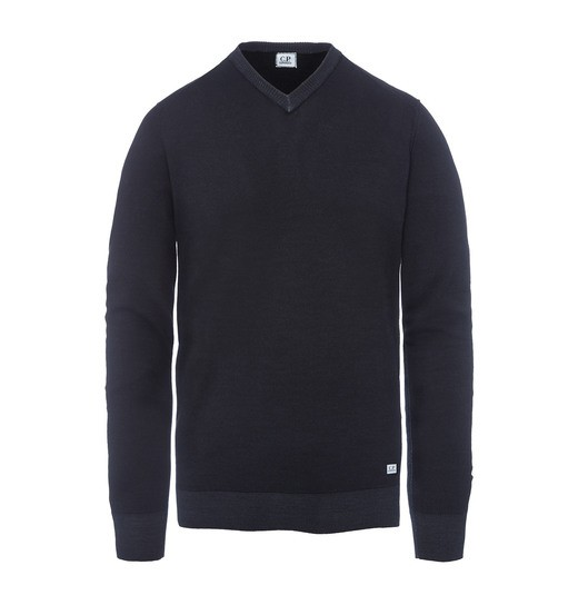 MERINO GD V NECK SWEATER