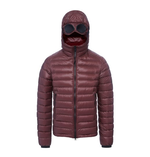 D.D. SHELL GOGGLE DOWN JACKET