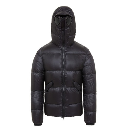 D.D. SHELL GOGGLE EXPLORER DOWN JACKET