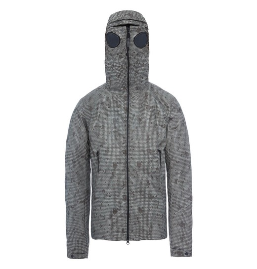 CAMOTAGE GOGGLE EXPLORER SHORT JACKET