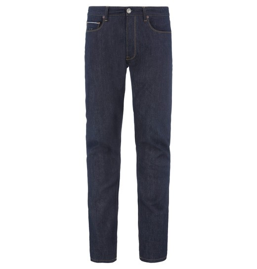SLIM FIT SELVEDGE DENIM PANTS