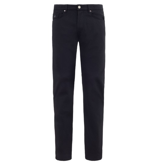 REGULAR FIT SELVEDGE DENIM PANTS