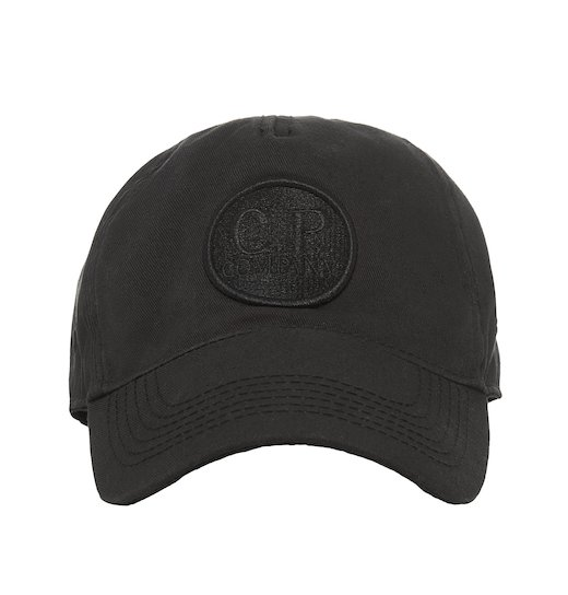 GOGGLE BASEBALL PATCH LOGO CAP