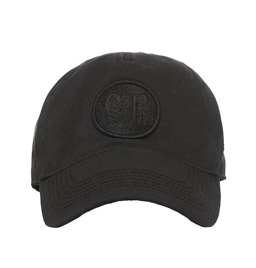 GOGGLE BASEBALL PATCH LOGO CAP