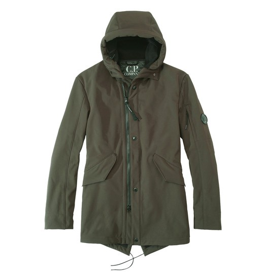 PARKA IN C.P. SHELL