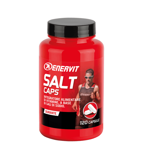 ENERVIT SALT CAPS - Neutro