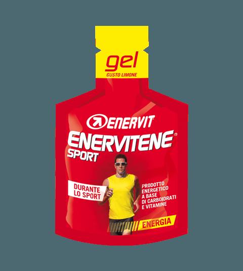 ENERVITENE SPORT GEL - Limone