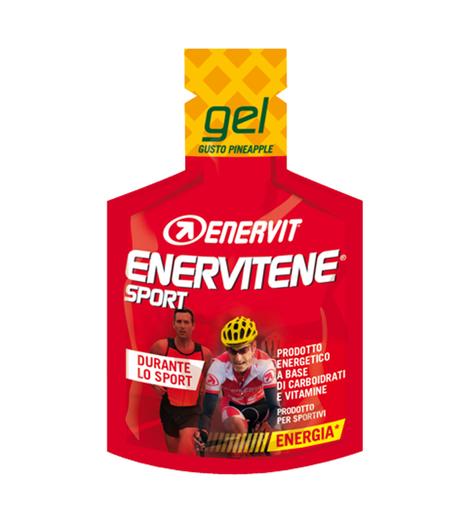 ENERVITENE SPORT GEL PINEAPPLE