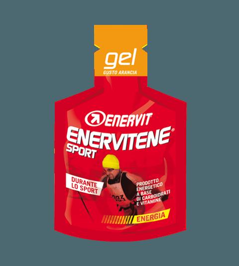 ENERVITENE SPORT GEL - Arancia
