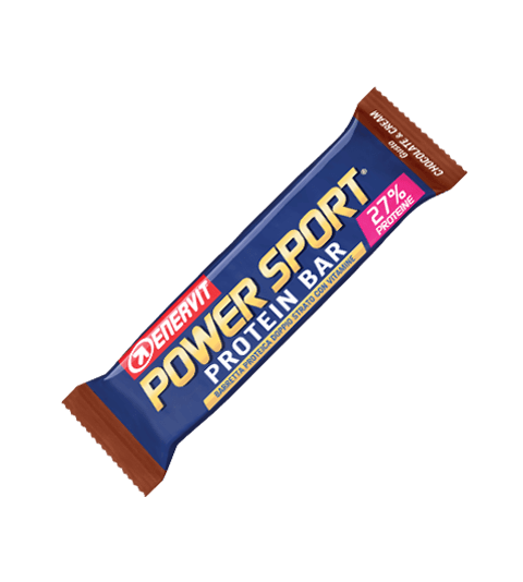 ENERVIT POWER SPORT PROTEIN BAR CHOCOLATE&CREAM - Cioccolato e crema