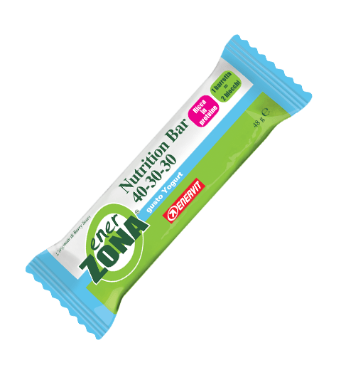 ENERZONA NUTRITION BAR 40-30-30 YOGURT