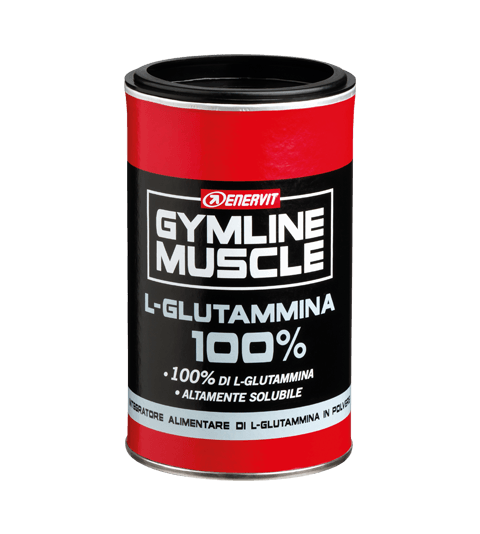 ENERVIT GYMLINE MUSCLE L-GLUTAMMINA 100% - Neutral