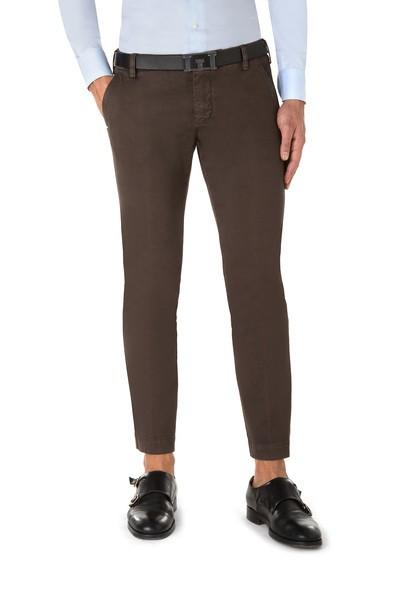 Dark American pocket short trouser