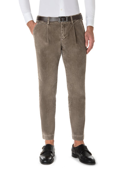 Short American pocket pence trouser
