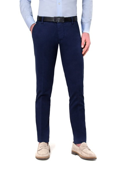 Long American pocket pants