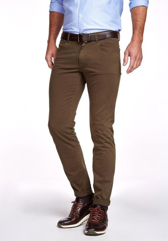Pantalón Gaby contraste