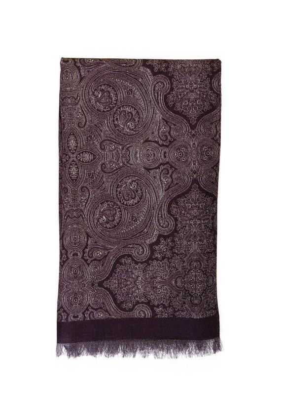 Foulard lana indú