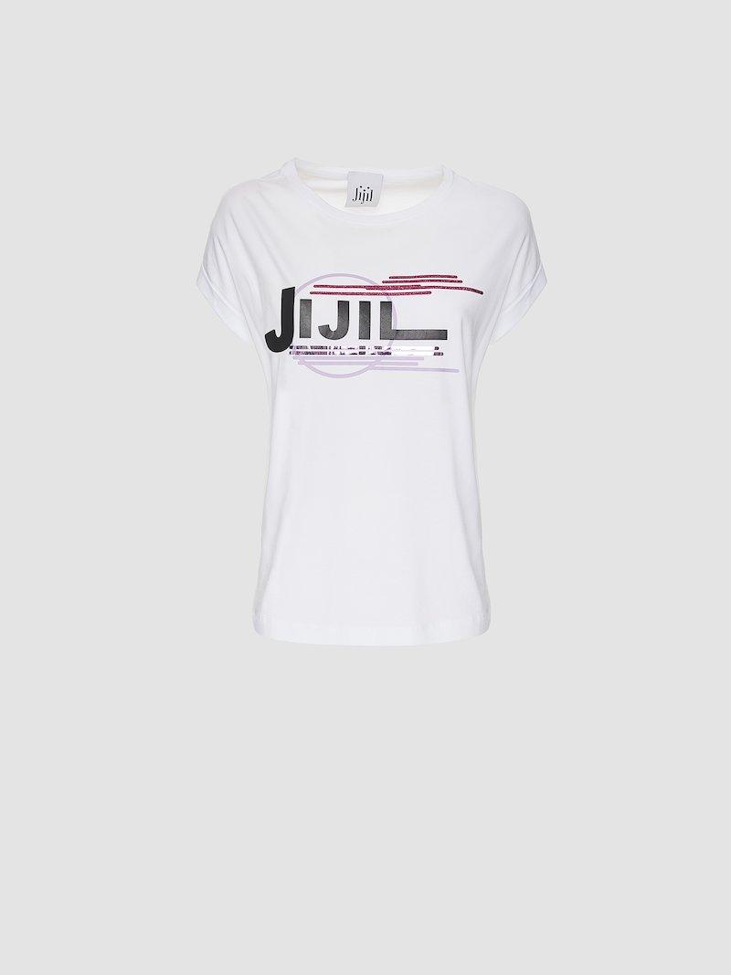 Jijil print t-shirt