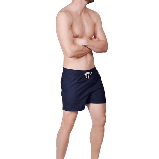 DARK BLUE SWIMSHORTS