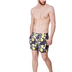 SWIMSHORTS LEMONS AND DOTS