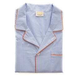 LIGHT BLUE STRIPES PYJAMAS