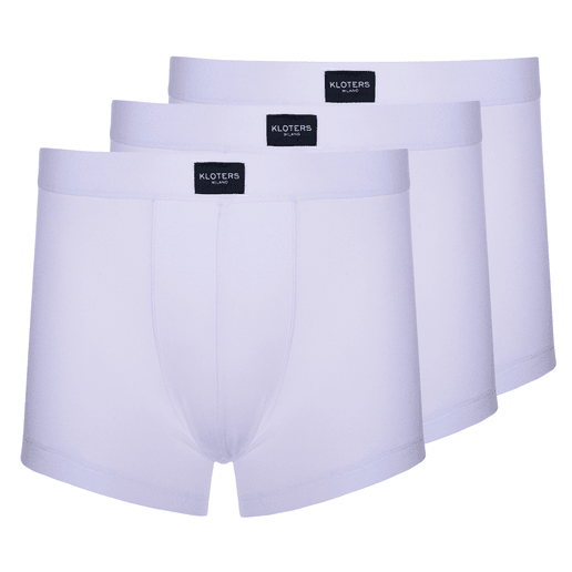 White boxer briefs pack