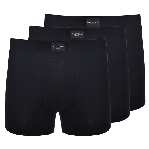 Black boxer briefs pack